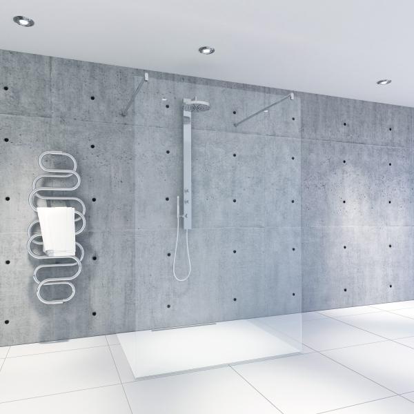 Duschtrennwand | T02 | Massanfertigung
